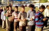 मध्यप्रदेश विधानसभा चुनाव के लिए मतदान जारी