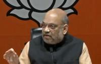 अमित शाह ने सैम पित्रोदा के बयान पर कांग्रेस पर बोला हमला