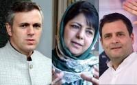 जम्मू एवं कश्मीर में कांग्रेस-पीडीपी और उमर मिलकर बना सकते है सरकार