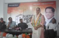 एनपीपी ने असम में लोकसभा चुनाव के लिए 5 उम्मीदवारों की पहली सूची जारी की