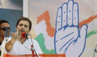 राहुल गांधी ने कहा चौकीदार ने अनिल अंबानी से चोरी करवाई