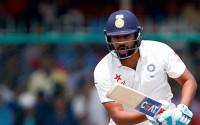 रोहित शर्मा इंग्लैंड दौरे पर टेस्ट टीम में मौका नहीं मिलने से निराश