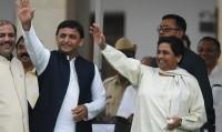 यूपी में सपा-बसपा ने तय किया गठबंधन फॉर्मूला, मायावती खुद लड़ेंगी चुनाव