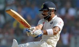 विराट कोहली ने टेस्ट करियर में 4,000 रन का आंकड़ा छुआ