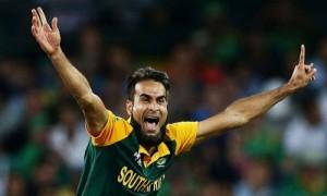 एकदिवसीय रैंकिग में इमरान ताहिर शीर्ष गेंदबाज बने