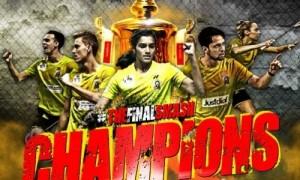 पीवी सिंधु की टीम चेन्नई ने मुंबई रॉकेट्स को हराकर पीबीएल का खिताब जीता