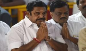 जबर्दस्त हंगामे और मुख्य विपक्षी द्रमुक के भारी विरोध के  बीच तमिलनाडु के मुख्यमंत्री पलानीसामी ने हासिल किया विश्वास मत