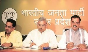 भाजपा विधायक दल की उप्र में बैठक आज
