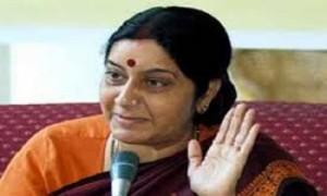 विदेशमंत्री सुषमा ने भारतीय के शव को जापान से लाने का आश्वासन दिया