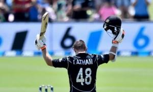 न्यूजीलैंड ने बांग्लादेश को 77 रनों से हराकर पहला वनडे जीता