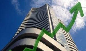 शेयर बाजार में तेजी, सेंसेक्स 172 अंक की तेजी पर बंद