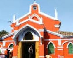 दुनिया का एकमात्र भोजपुरी चर्च ,यहाँ अंग्रेजी में नहीं भोजपुरी में होती है ईसा मसीह की वंदना