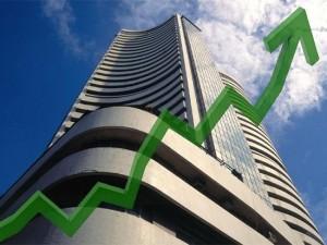 शेयर बाजारों में तेजी, सेंसेक्स 70.31 अंक की तेजी पर बंद