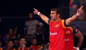 अजय ठाकुर ने कहा मैचों के साथ निखरती जाएगी टीम
