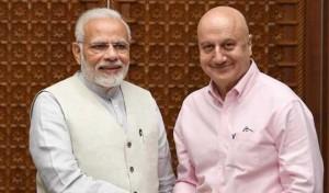 बॉलिवुड ने प्रधानमंत्री मोदी को जन्मदिन पर बधाई संदेश भेजा