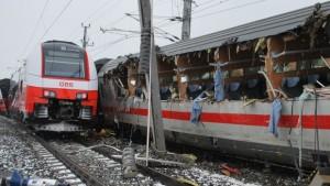 आस्ट्रिया में रेल दुर्घटना, एक की मौत
