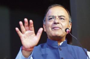 वित्तमंत्री जेटली ने 'द हिंदू' की रिपोर्ट को झूठ से प्रेरित कहानी बताया