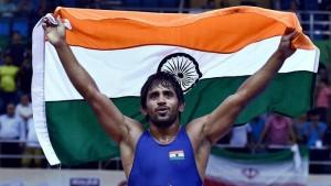 बजरंग ने राष्ट्रमंडल खेल (कुश्ती) में भारत की झोली में डाला 17वां स्वर्ण पदक