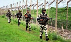 अंतर्राष्ट्रीय सीमा पर पाकिस्तानी गोलीबारी में बीएसएफ के दो जवानों सहित पांच घायल