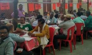 राजस्थान उपचुनाव के लिए मतगणना शुरू
