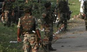 सीआरपीएफ जवान ने अपने तीन साथियों की गोली मारकर ली जान