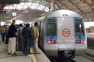निशुल्क वाईफाई सेवा ब्लू लाइन मेट्रो स्टेशनों पर शुरू