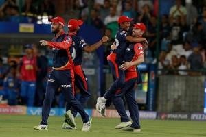 दिल्ली की बल्लेबाज़ी और बारिश से हारी राजस्थान