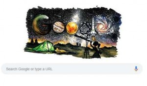 गूगल ने बाल दिवस पर डूडल बनाकर चाचा नेहरू को किया याद