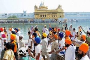 स्वर्ण मंदिर परिसर में 'ऑपरेशन ब्लू स्टार' की बरसी पर झड़प