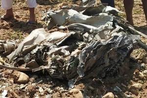 वायु सेना का मिग-21 एयरक्राफ्ट हिमाचल प्रदेश के कांगड़ा में दुर्घटनाग्रस्त