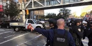 न्यूयॉर्क में आतंकवादी हमला, आठ लोगो की मौत