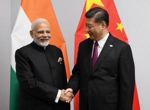 प्रधानमंत्री मोदी और शी जिनपिंग ने जी-20 शिखर सम्मेलन से इतर मुलाकात की