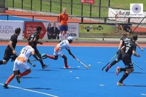 4-नेशन्स इन्विटेशनल हॉकी टूर्नामेंट में भारत ने न्यूजीलैंड को हराया
