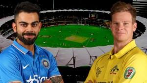 भारत-आस्ट्रेलिया की टीमें रांची टी-20 के पहले मैच में आज होंगी आमने-सामने