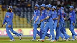 आस्ट्रेलिया के खिलाफ पहले तीन वनडे के लिए टीम का ऐलान, अश्विन, और जडेजा को आराम
