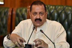 जितेंद्र सिंह ने कहा सुरक्षाबलों की आलोचना कश्मीरी नेताओं का दोहरा मापदंड