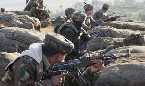 जम्मू एवं कश्मीर में आतंकियों संग मुठभेड़ में पुलिसकर्मी शहीद