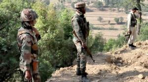 जम्मू एवं कश्मीर में बीएसएफ जवान पाकिस्तानी गोलीबारी में शहीद