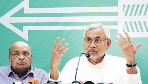 चुनाव आयोग ने नीतीश की जद-यू को बताया असली पार्टी
