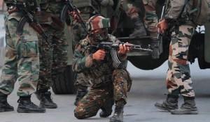 जम्मू कश्मीर के शोपियां में सेना और आतंकियों के बीच एनकाउंटर में हिजबुल का आतंकी ढेर