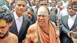 स्वामी जयेंद्र सरस्वती को विश्व हिंदू परिषद ने दी श्रद्धांजलि