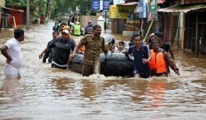 केरल में थमी बारिश, राहत-बचाव कार्य तेजी पर