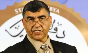 लीबिया के उपगृहमंत्री के मुख्यालय पर हमला