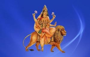चैत्र नवरात्र के पांचवे दिन आज मां स्कंदमाता की पूजा
