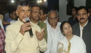 ममता बनर्जी ने कहा हर कोई होगा महागठबंधन का चेहरा