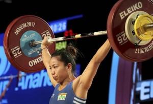 मीराबाई चानू ने कहा एशियाड मिस होने के बाद खेल रत्न मिलने की नहीं थी कोई उम्मीद