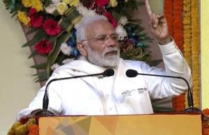 प्रधानमंत्री मोदी ने कहा लाल किले से टॉयलेट की बात करने पर मेरा मजाक उड़ाया गया