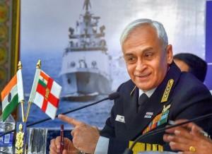 भारत चीन से सुपीरियर, 2050 तक बन जाएंगे सुपर पावर- नौसेना प्रमुख सुनील लांबा