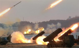 दक्षिण कोरिया ने कहा उत्तर कोरिया ने प्रोजेक्टाइल मिसाइलें दागीं