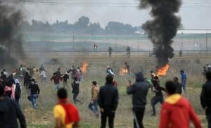 फिलीस्तीन के दो नागरिकों की इजरायली सेना के साथ संघर्ष में मौत